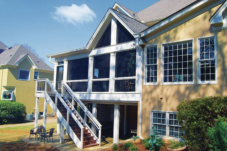 Designing Porch Roofs Professional Deck Builder