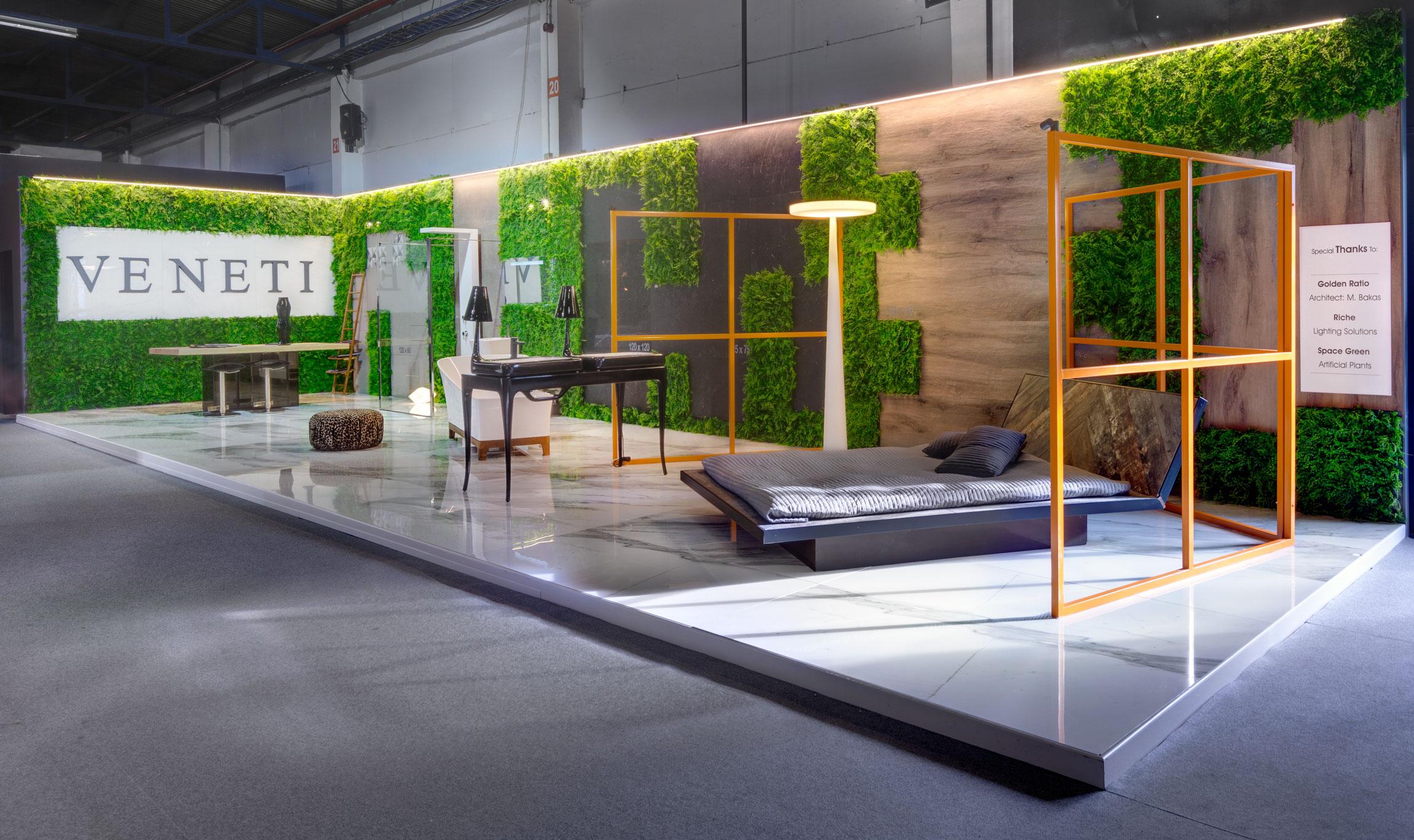 Veneti Pavillion Design At 100 Hotelshow2016 Architect