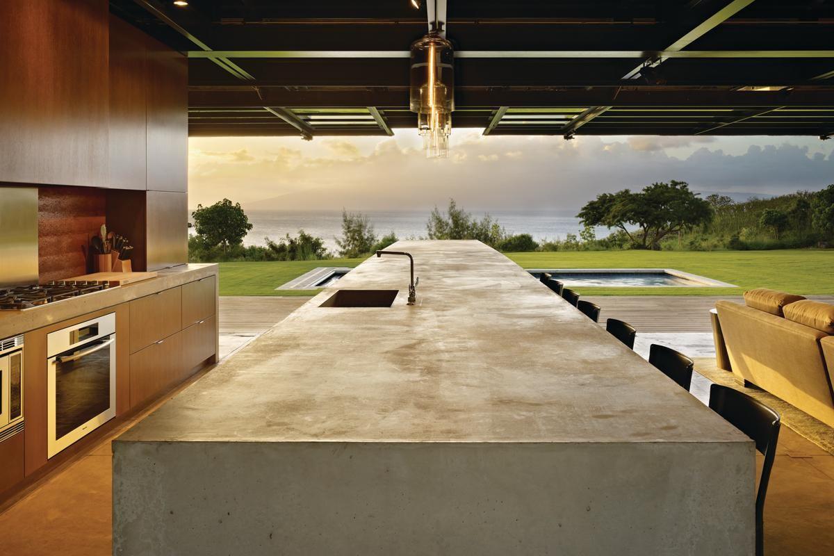 ... Vacation Homes, Sustainability, Residential Projects, Honolulu, HI, Tom  Kundig, Olson Kundig Architects, Olson Sundberg Kundig Allen Architects,  Hawaii Gallery