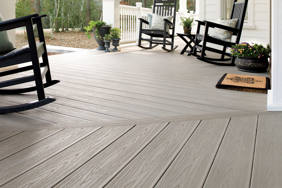 Trex Composite Porch Flooring Prosales Online Products