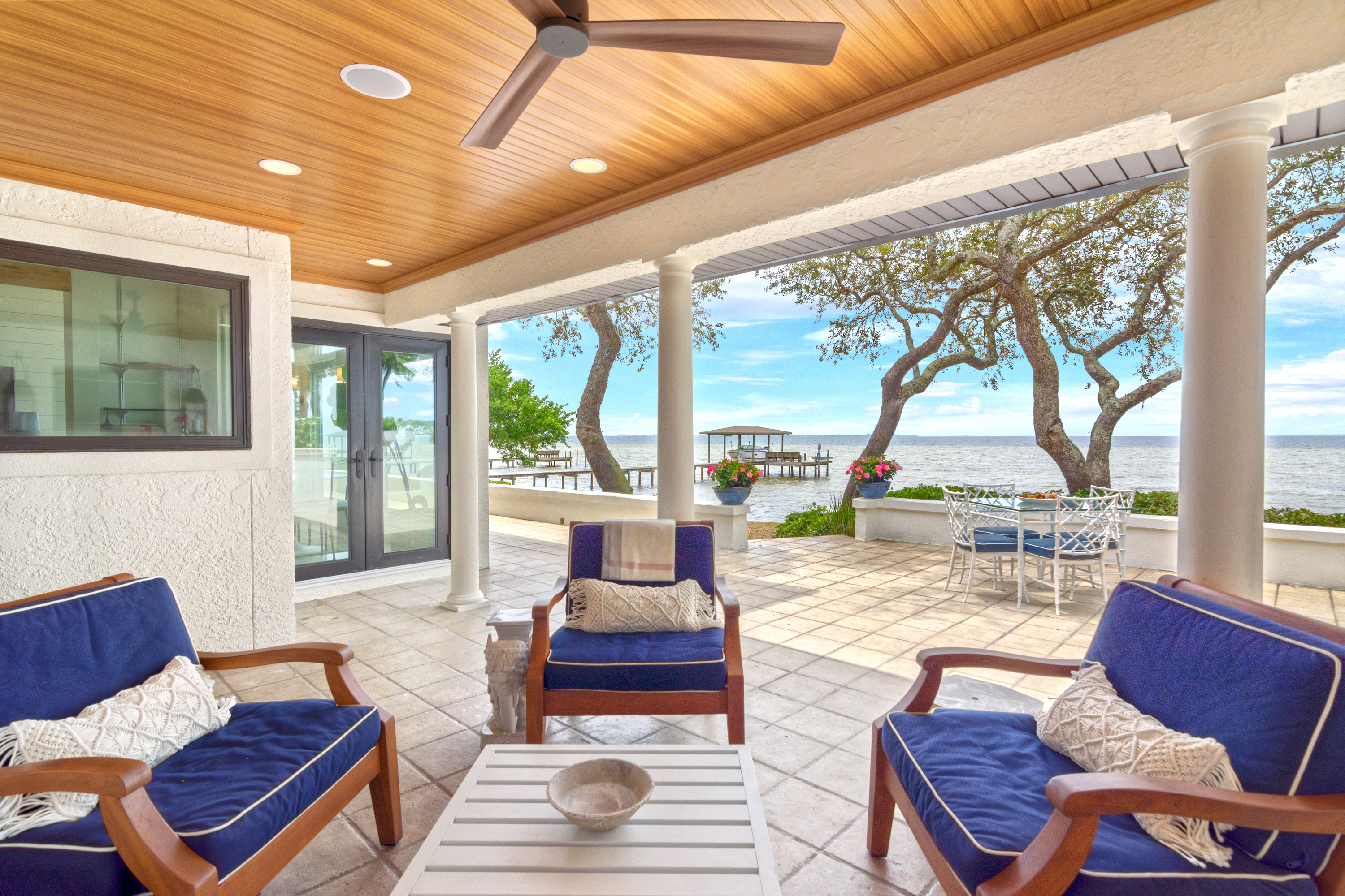 Examining Exterior Ceiling Options For Outdoor Living Spaces Builder Magazine