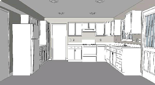 Cost Vs Value Project Major Kitchen Remodel Remodeling