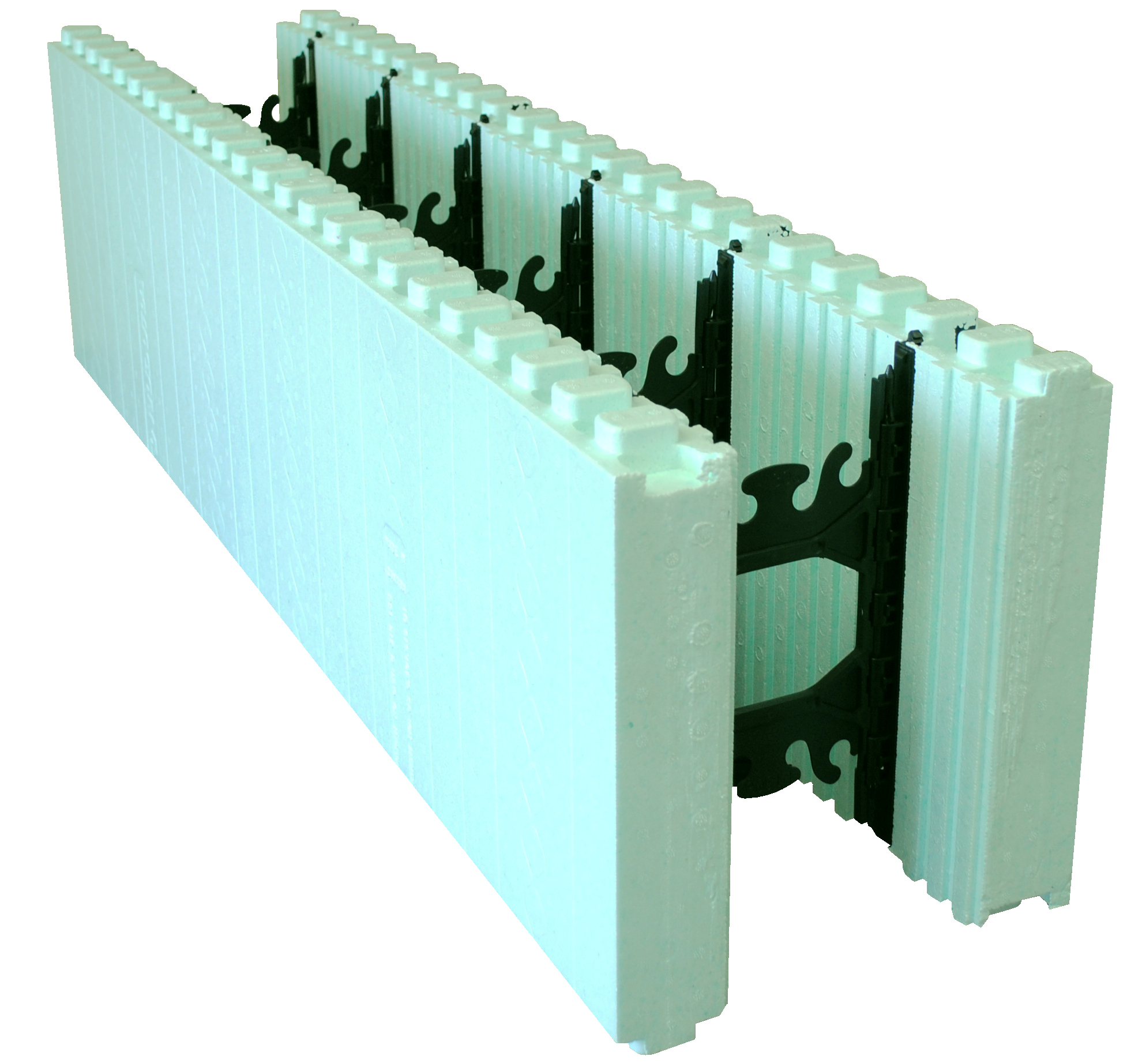 Nudura icf series concrete producer insulating concrete for Insulated concrete form house