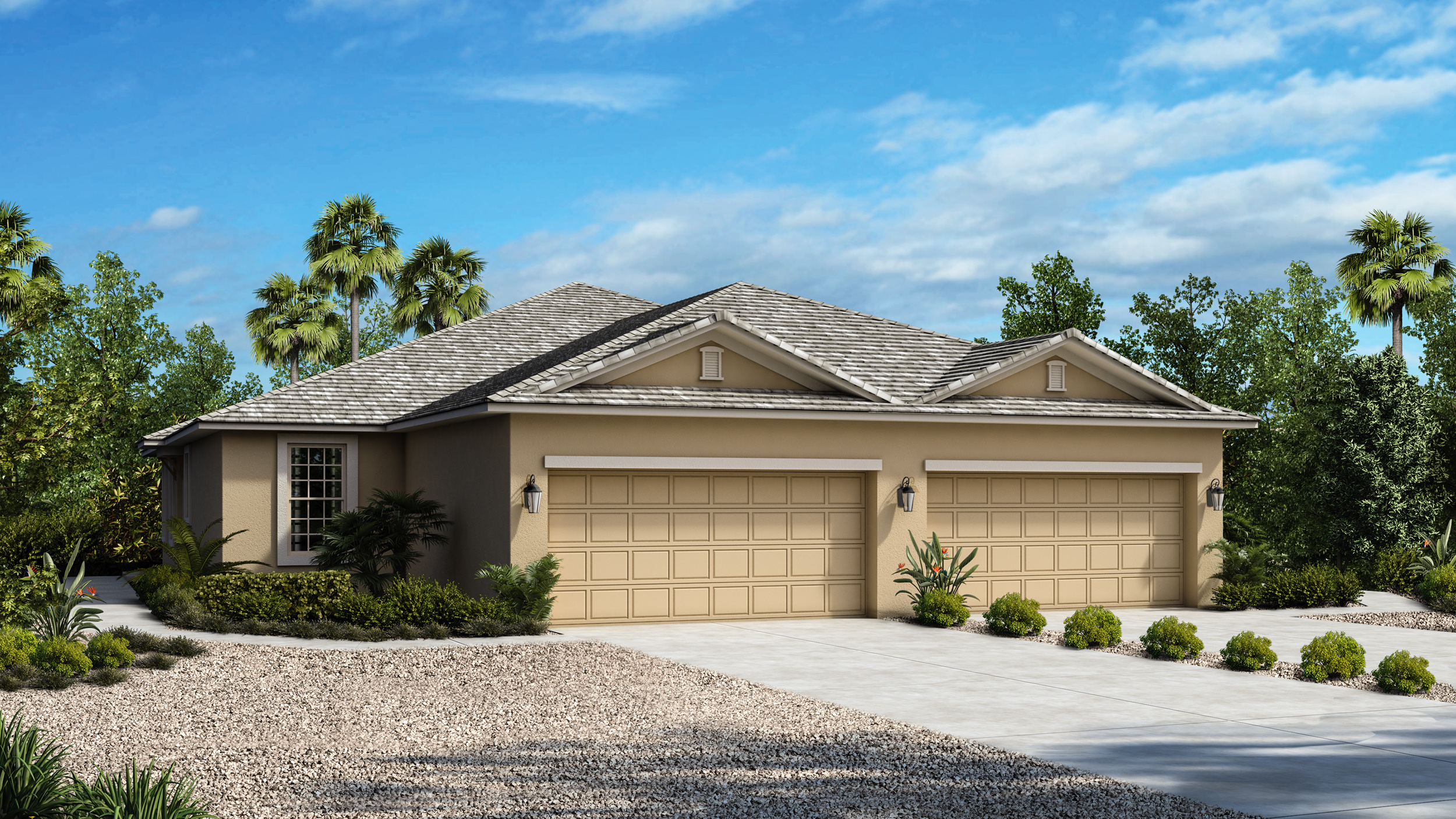 Brookfield residential debuts new townhome collection builder builder taylor morrison opens twin villa homes in florida malvernweather Image collections