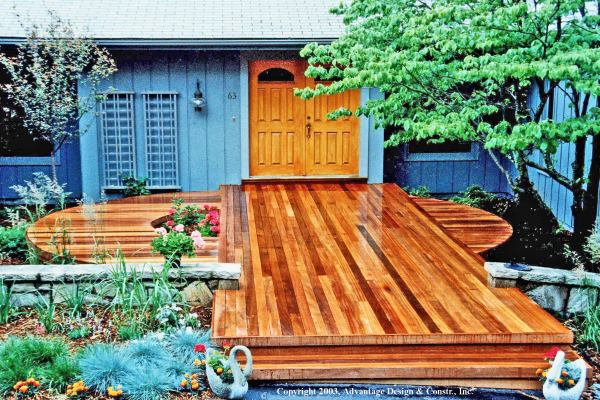 Mixing Oil And Water Professional Deck Builder
