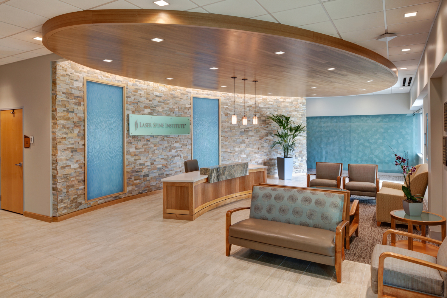 Construction Project Manager Salary >> Laser Spine Institute – Outpatient Surgery Center | Architect Magazine | Array Architects ...