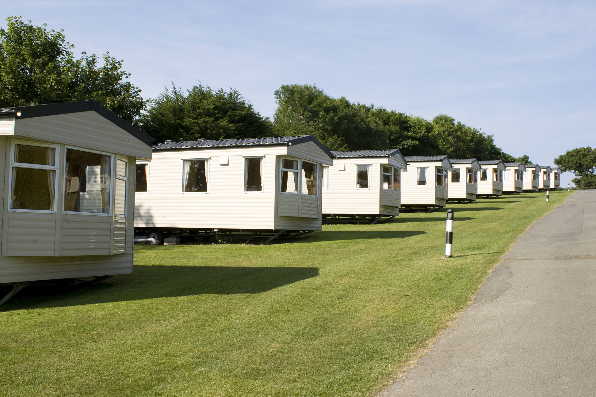 Mobile-home values might rise as fast as regular homes—here's why ...