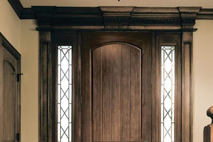 Wood Look Fiberglass Entry Door Jlc Online Doors