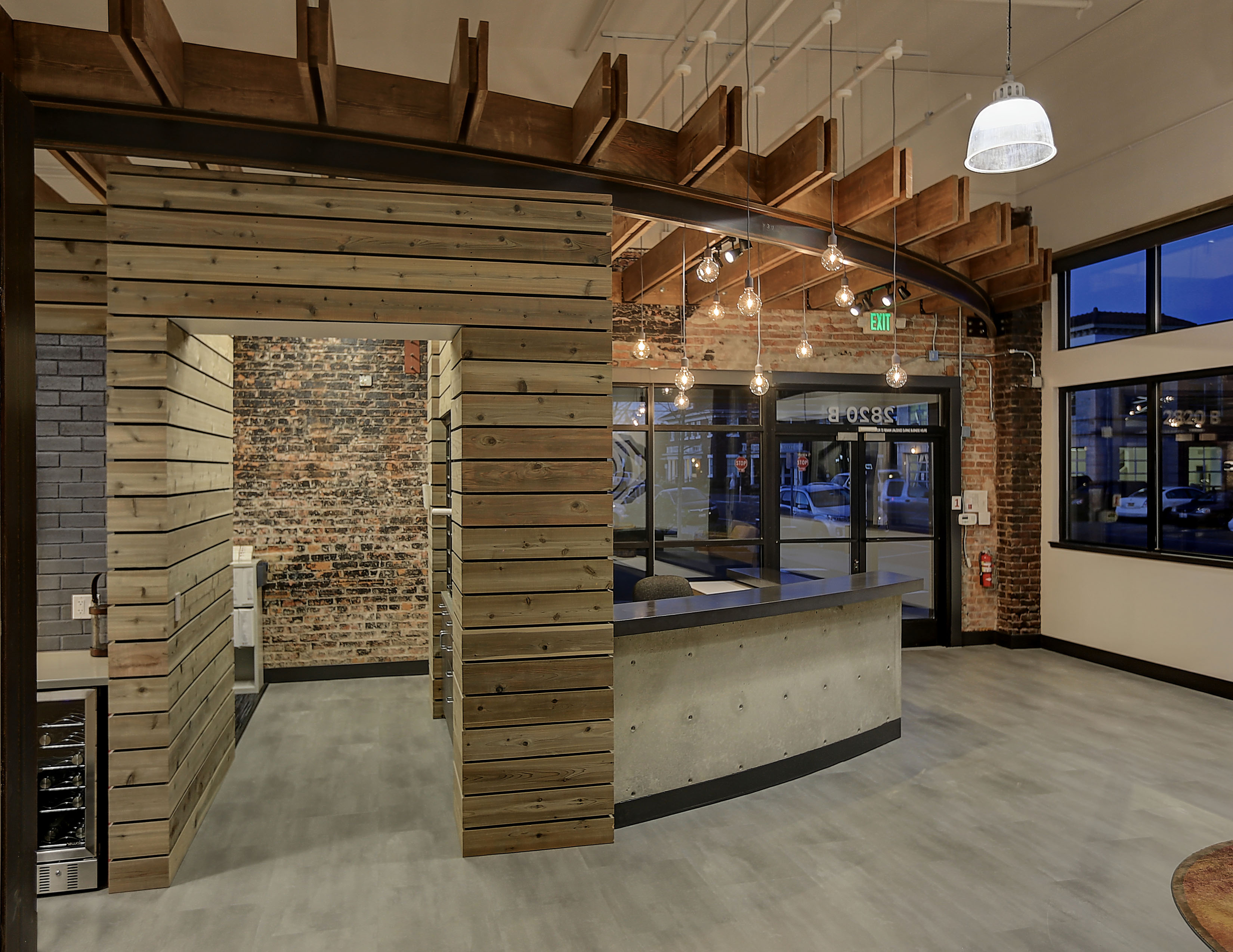 Kirtley cole construction adaptive reuse architect for Architects nw