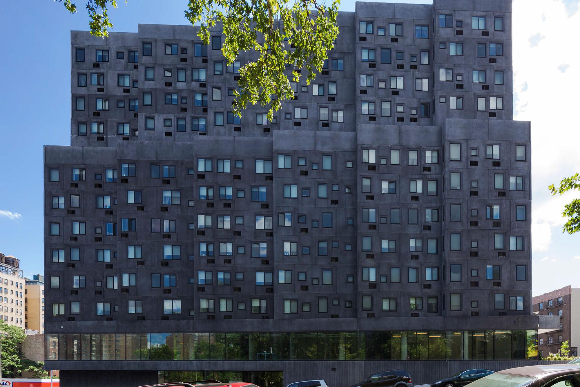 Sugar Hill Housing | Architect Magazine | Adjaye Associates, SLCE Architects,  New York, NY, Mixed Use, New Construction, 2016 AIA New York Design Awards,  ...