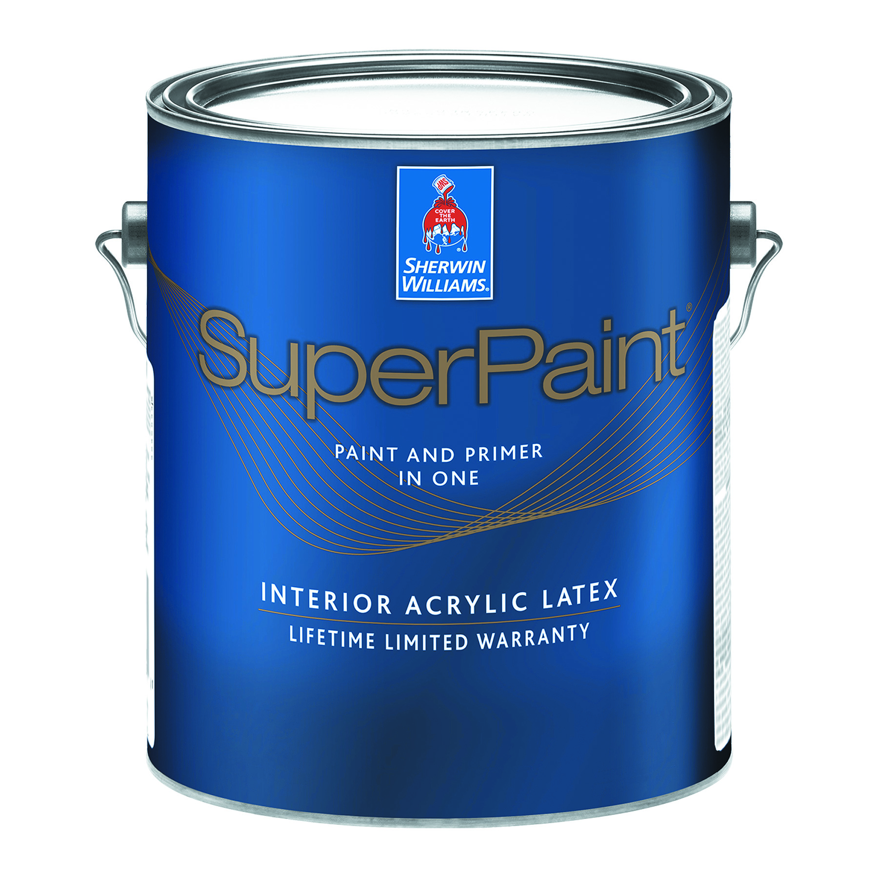 Sherwin-Williams' SuperPaint Offers Enhanced Hide, Durability