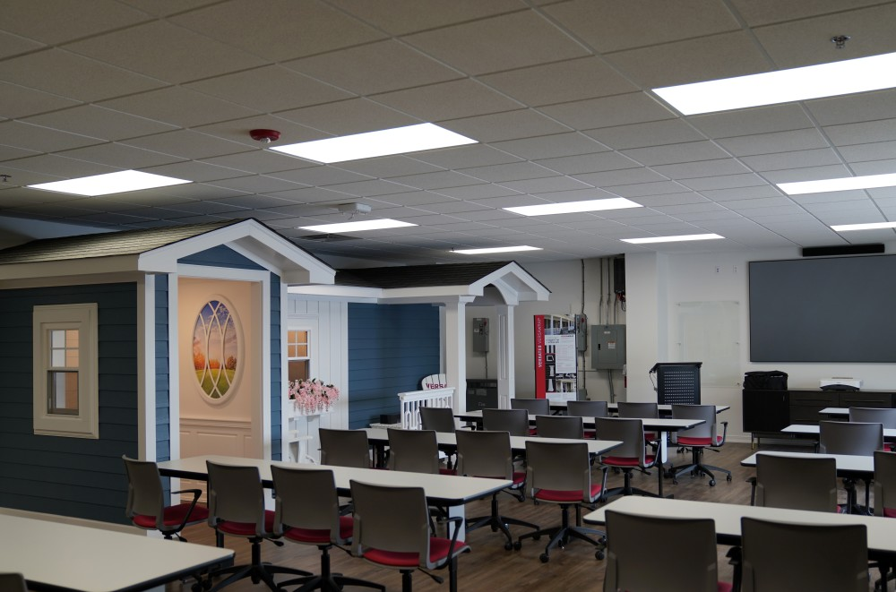 Versatex Opens In House Training Center For Best Practices