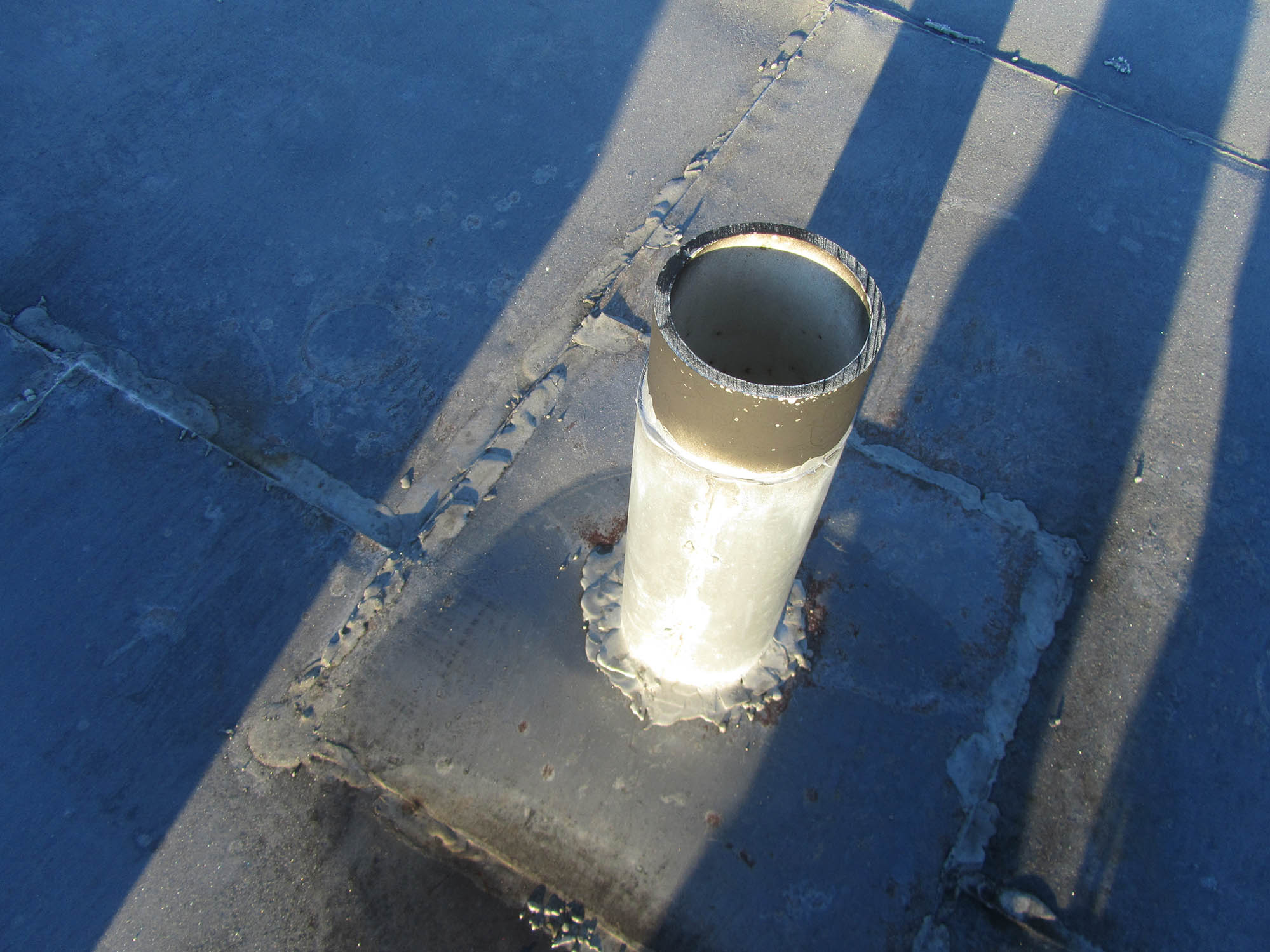 Flashing For Flat Roof Penetrations Jlc Online
