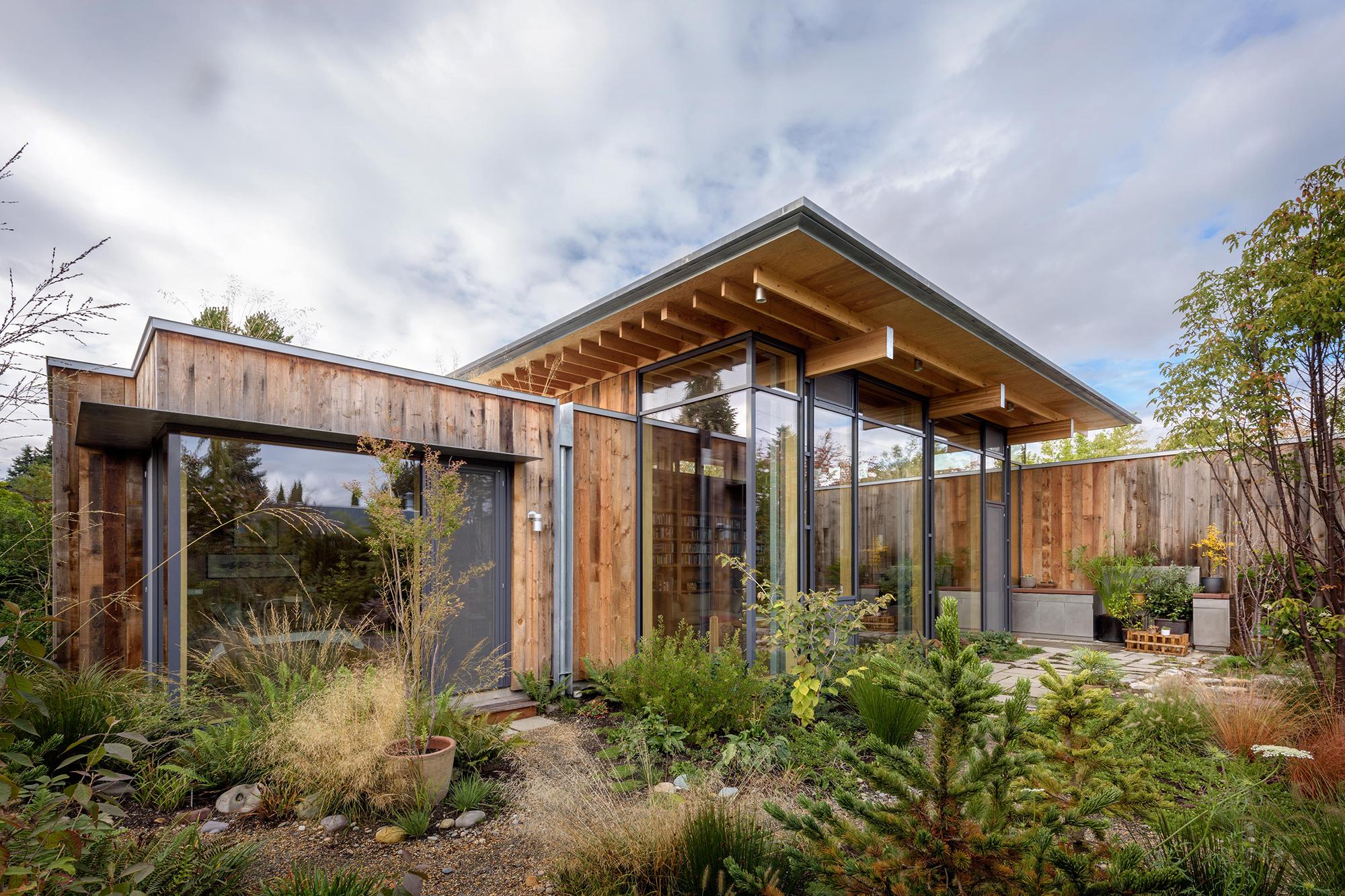City Cabin Architect Magazine Olson Kundig Seattle