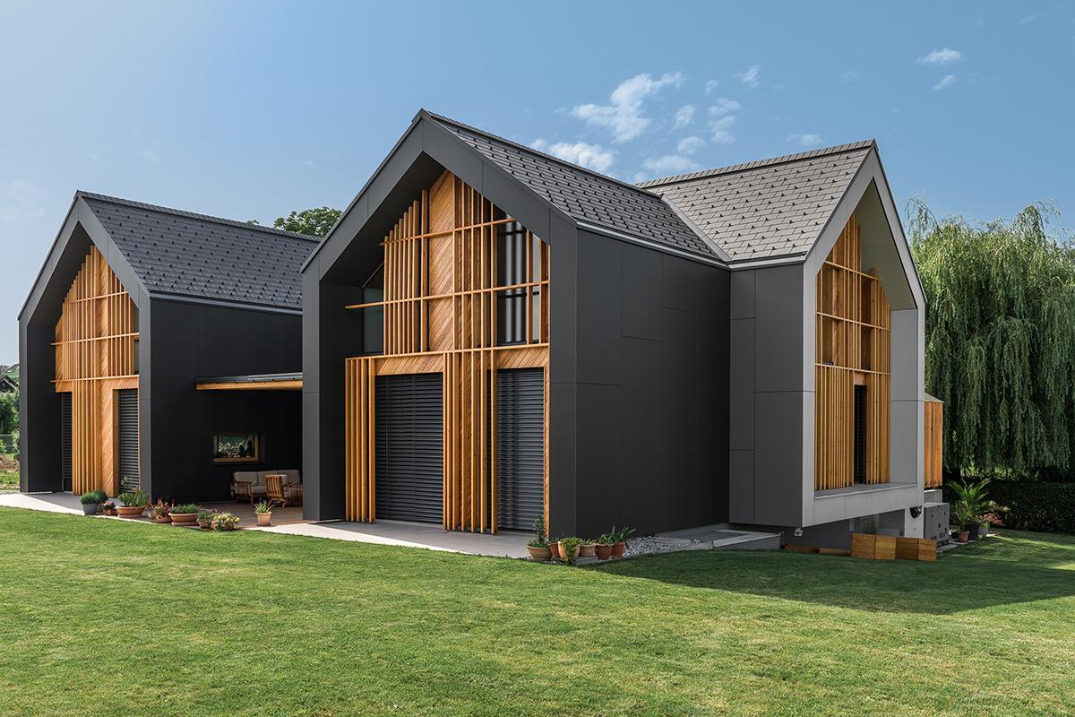 House xl architect magazine sono arhitekti slovenia for Project house