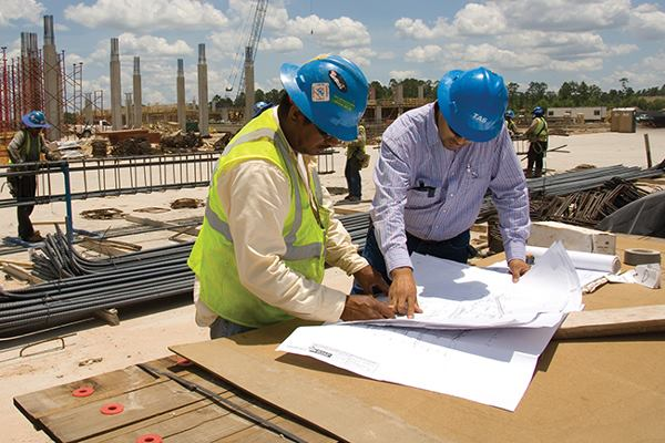 Tas Commercial Concrete Construction Safety First