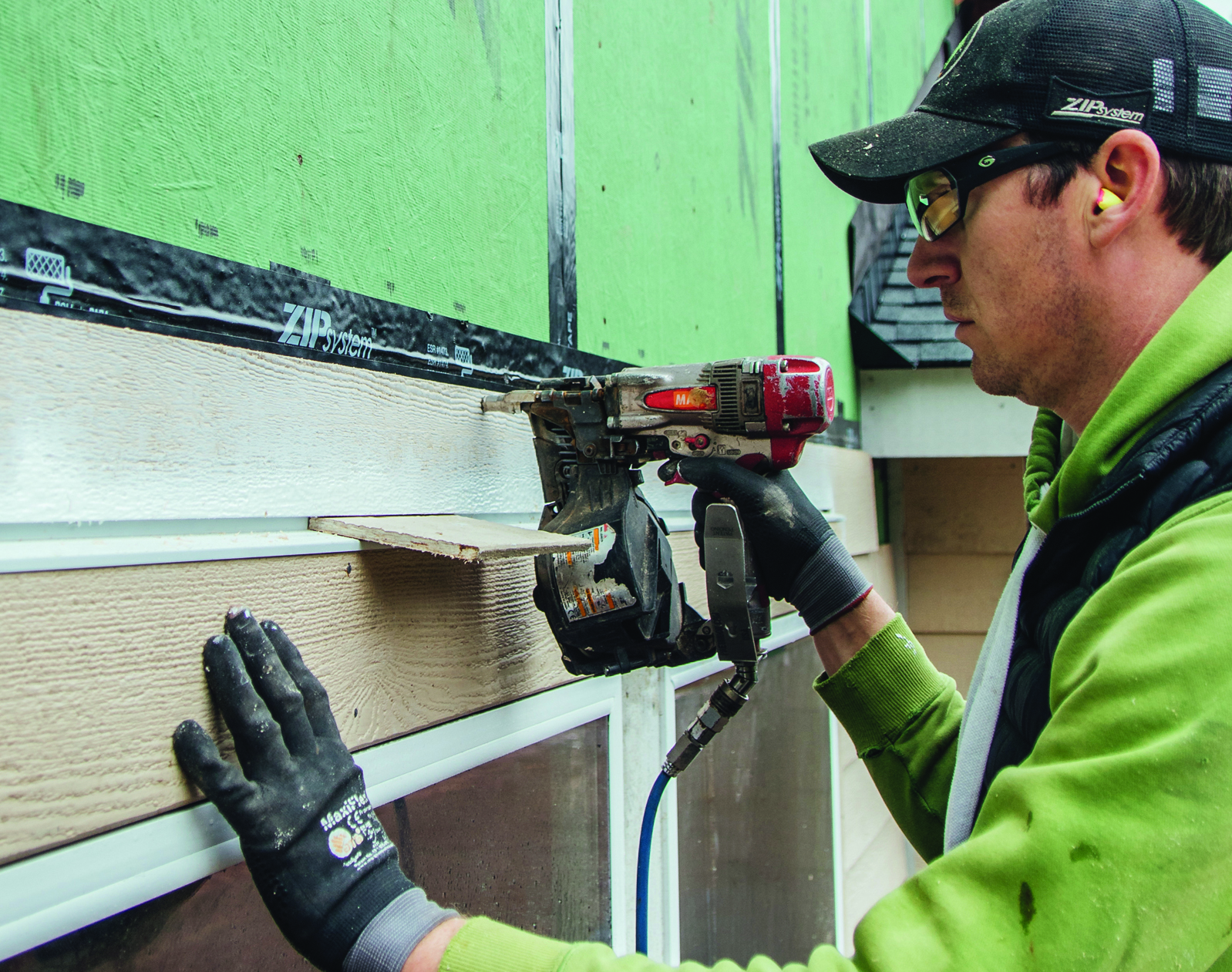 Working With Smartside Jlc Online Siding Exteriors