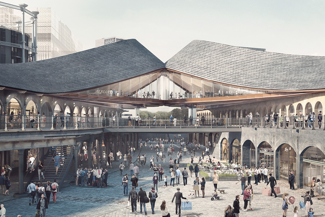 Coal Drops Yard Architect Magazine Heatherwick Studio London Retail Renovation Remodel