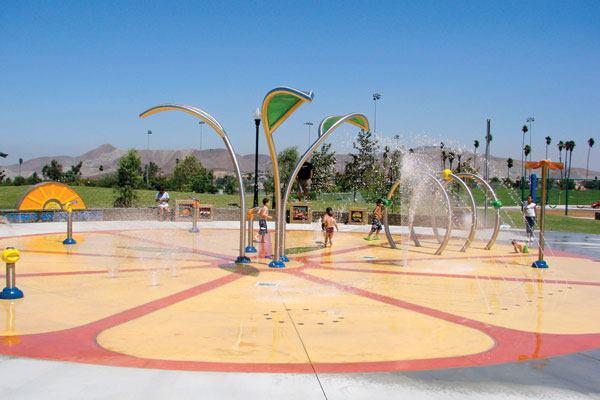 Citrus Community Park Splashpad Aquatics International