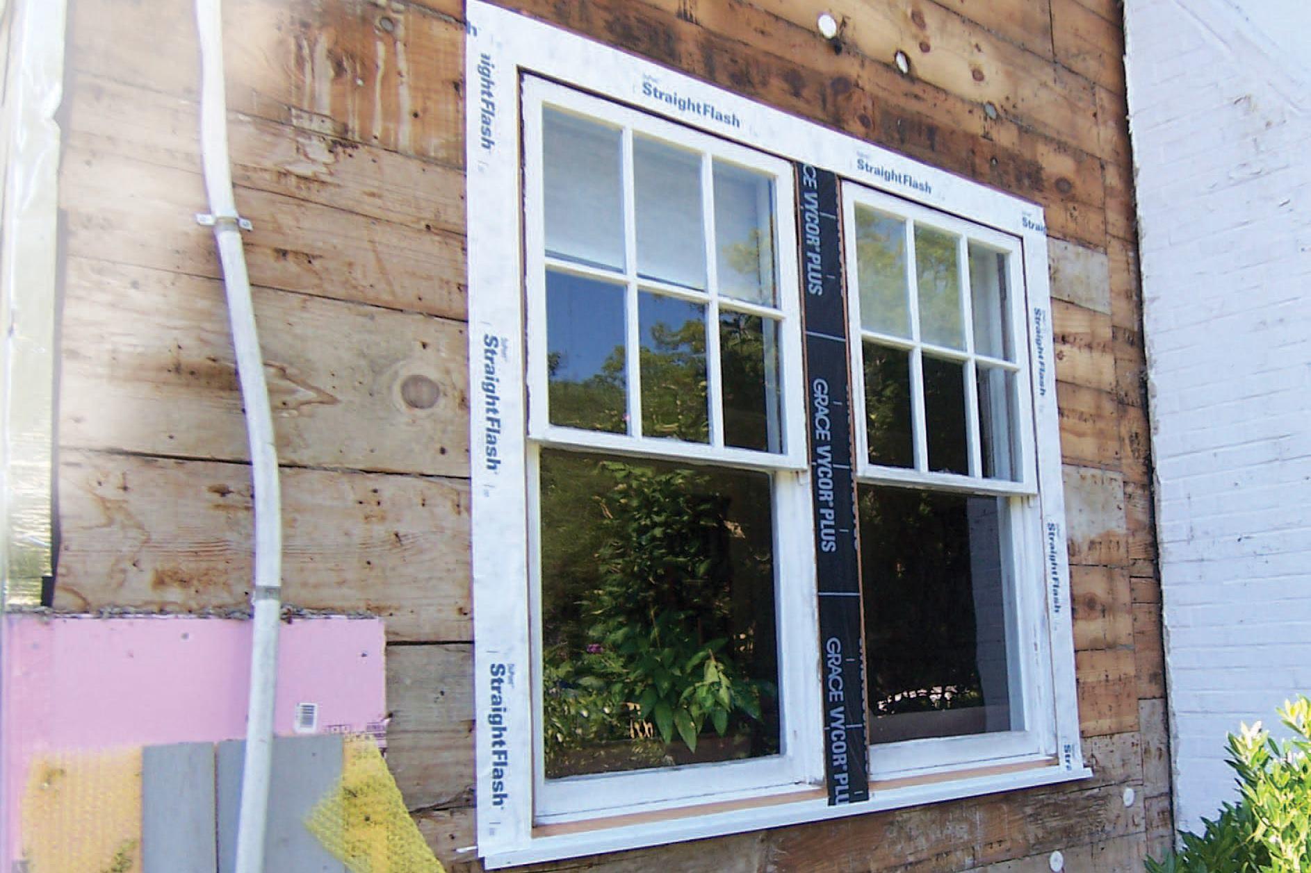 Built Out Trim For Exterior Foam Jlc Online Caulks Adhesives And Sealants Exteriors Insulation Building Envelope