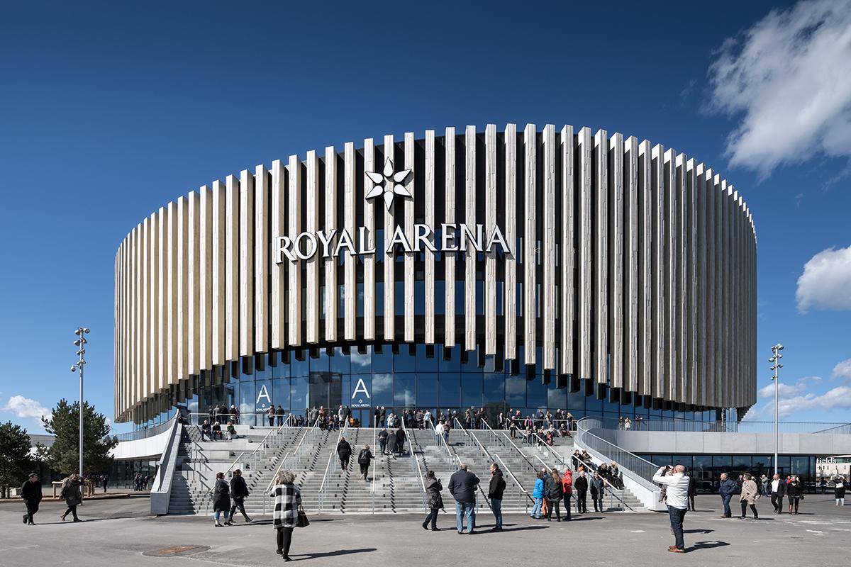 Royal Arena Architect Magazine