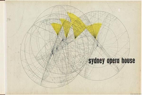 The Sydney Opera House By J U00f8rn Utzon Celebrates Its 40th Anniversary