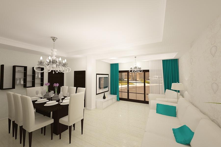 Interior Design Solutions For Private Residences   Gabriela Design |  Residential Architect | Gabriela Design Interior, Constanta, ROMANIA,  Multifamily, ...