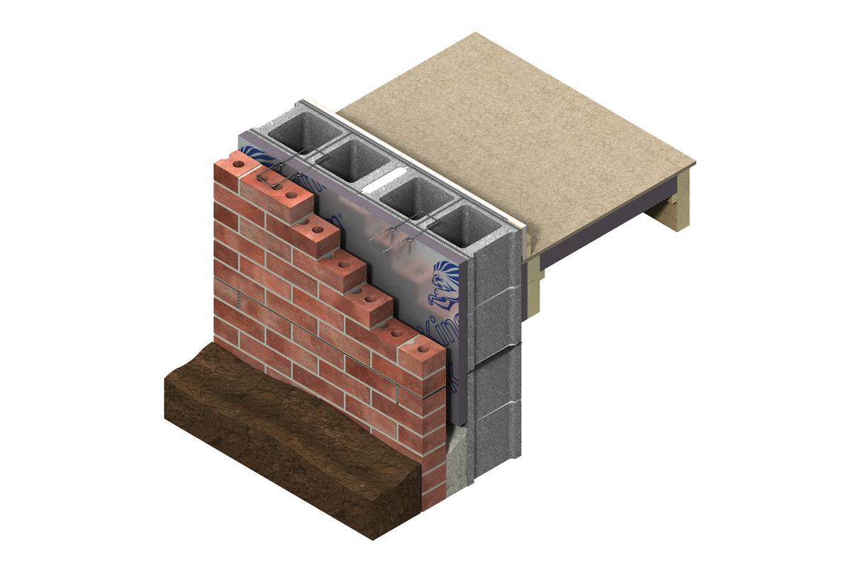 Kooltherm K8 Cavity Board By Kingspan Architect Magazine