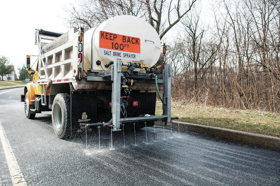 How To Boost Your Road Salt De Icing Budget Public Works