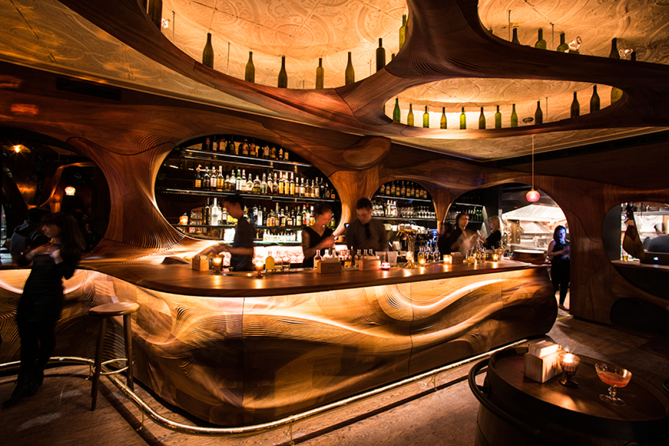 Award Bar Raval Architect Magazine