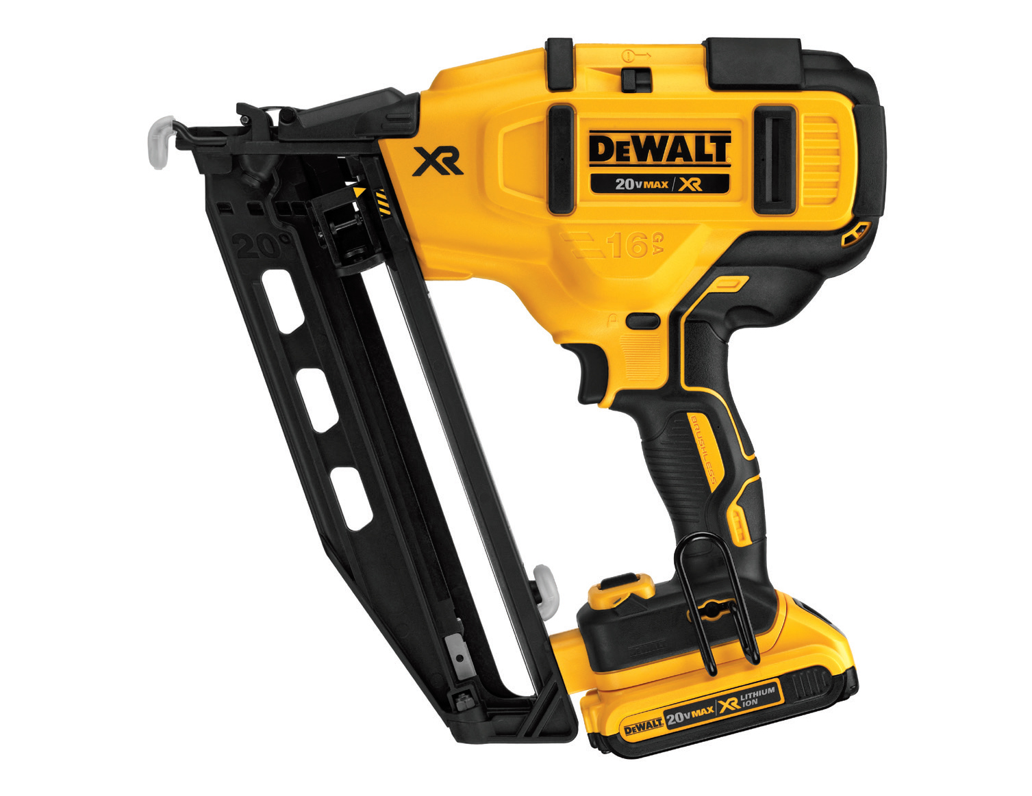 Dewalt Dcn660 Finish Nailer Jlc Online Nail Guns