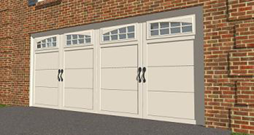 Cost Vs Value Project Garage Door Replacement Upscale