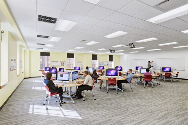 Science Classroom Design Standards ~ A continuing education the history of classroom design