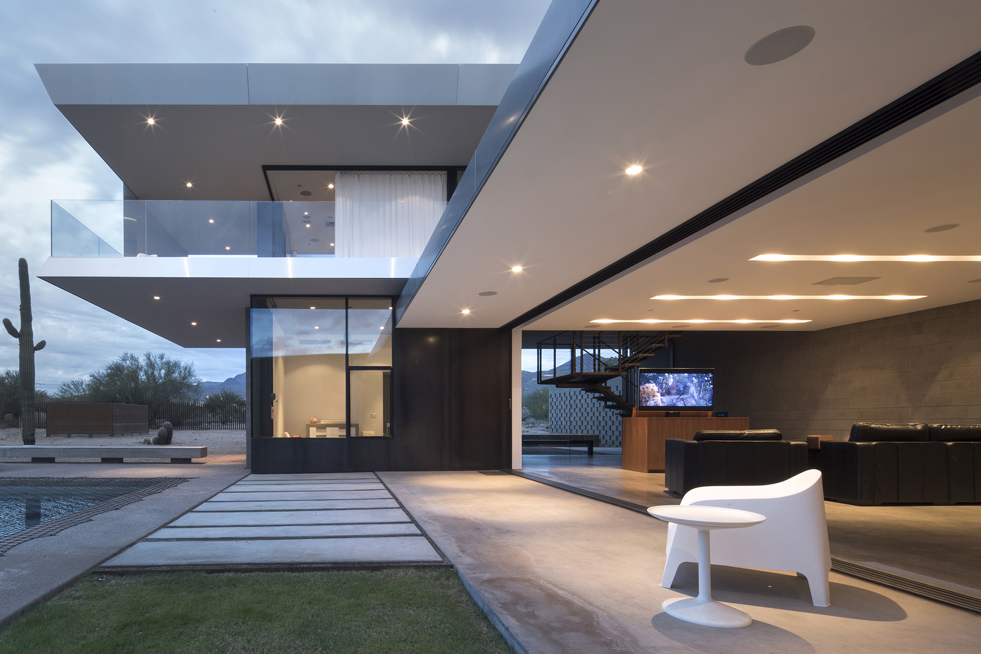 Staab residence residential architect chen suchart for Residential architecture awards
