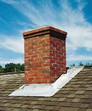 Pan Flashing A Chimney Jlc Online Masonry Construction