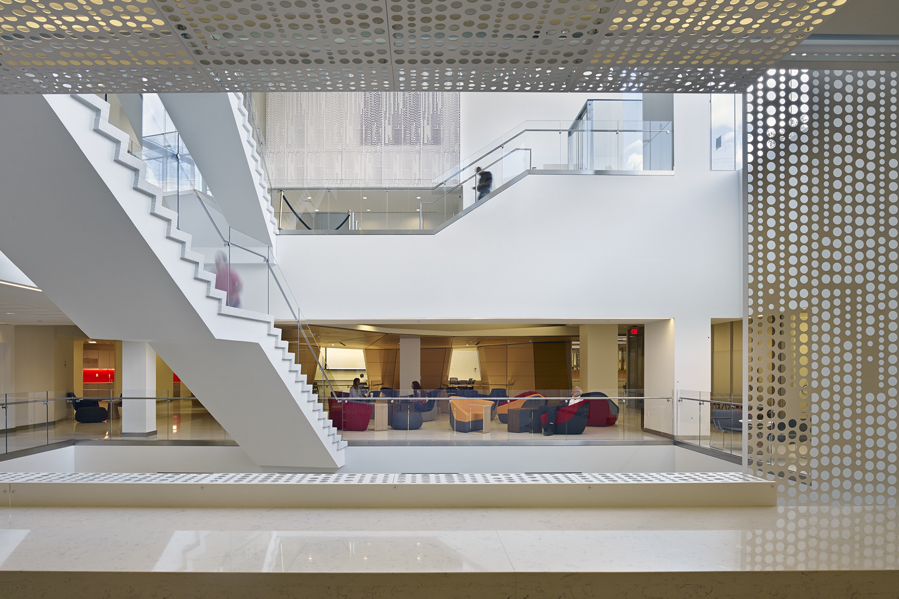 Georgetown University School Of Continuing Studies Architect