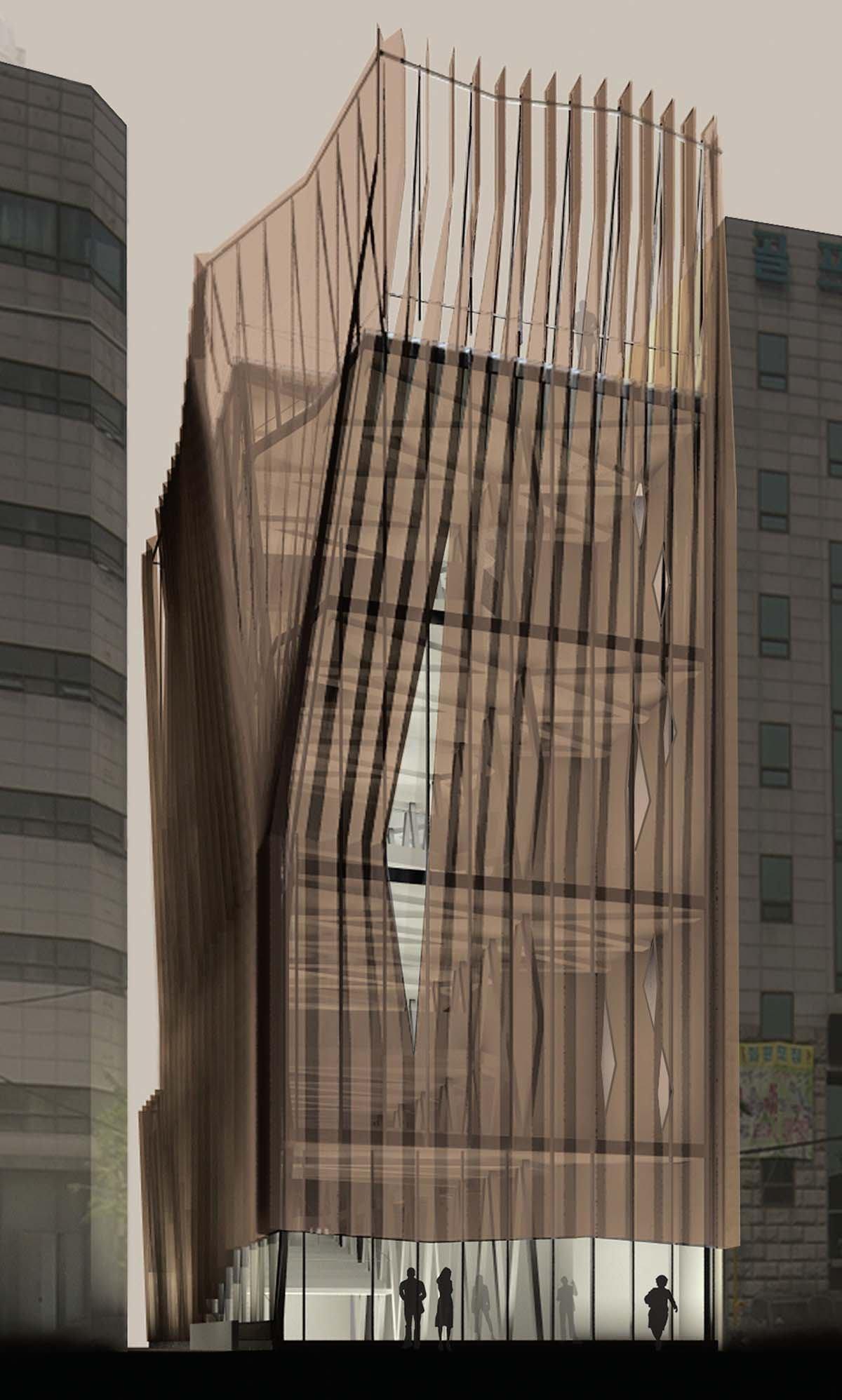 Himma Architecture Studio Office Da Architect Magazine