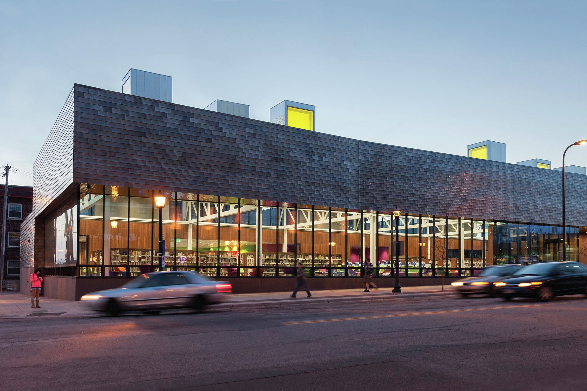 Hennepin County Walker Library Architect Magazine