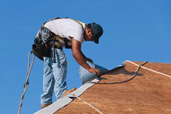 Fall Protection Residential Roofers An Osha Priority