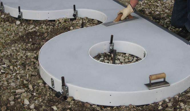 Small Concrete Slab