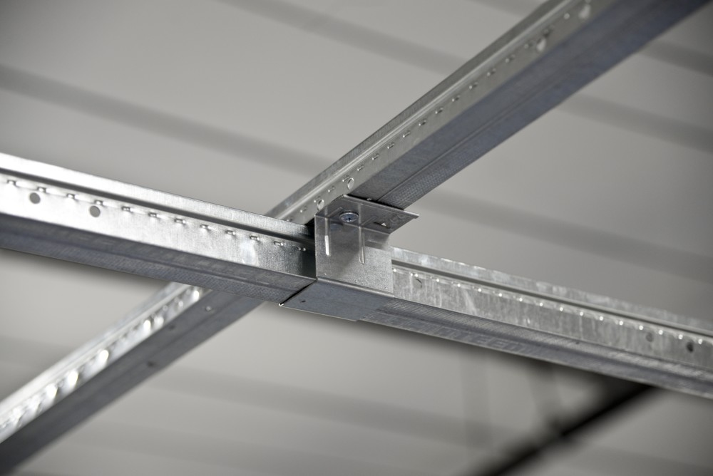 Certainteed Ceilings Adds New Support Clip To Quickspan