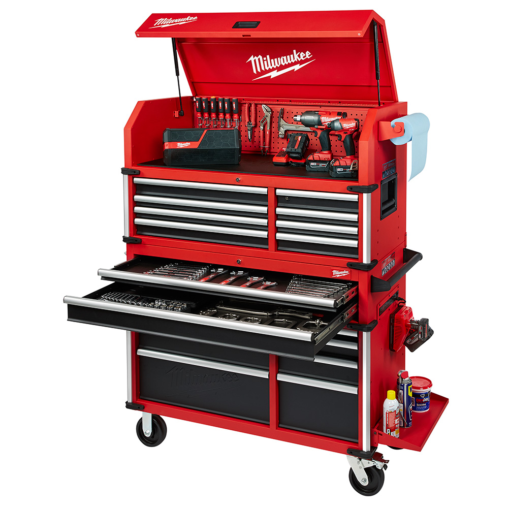 New Tool Storage Unit Is Rugged And Strong Builder