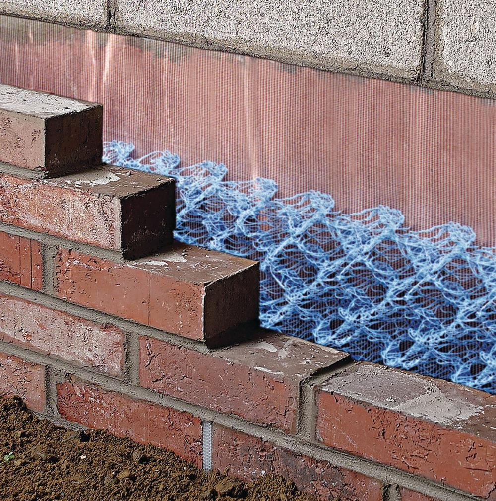 Advanced Flashing Copper Sealtite 2000 Concrete