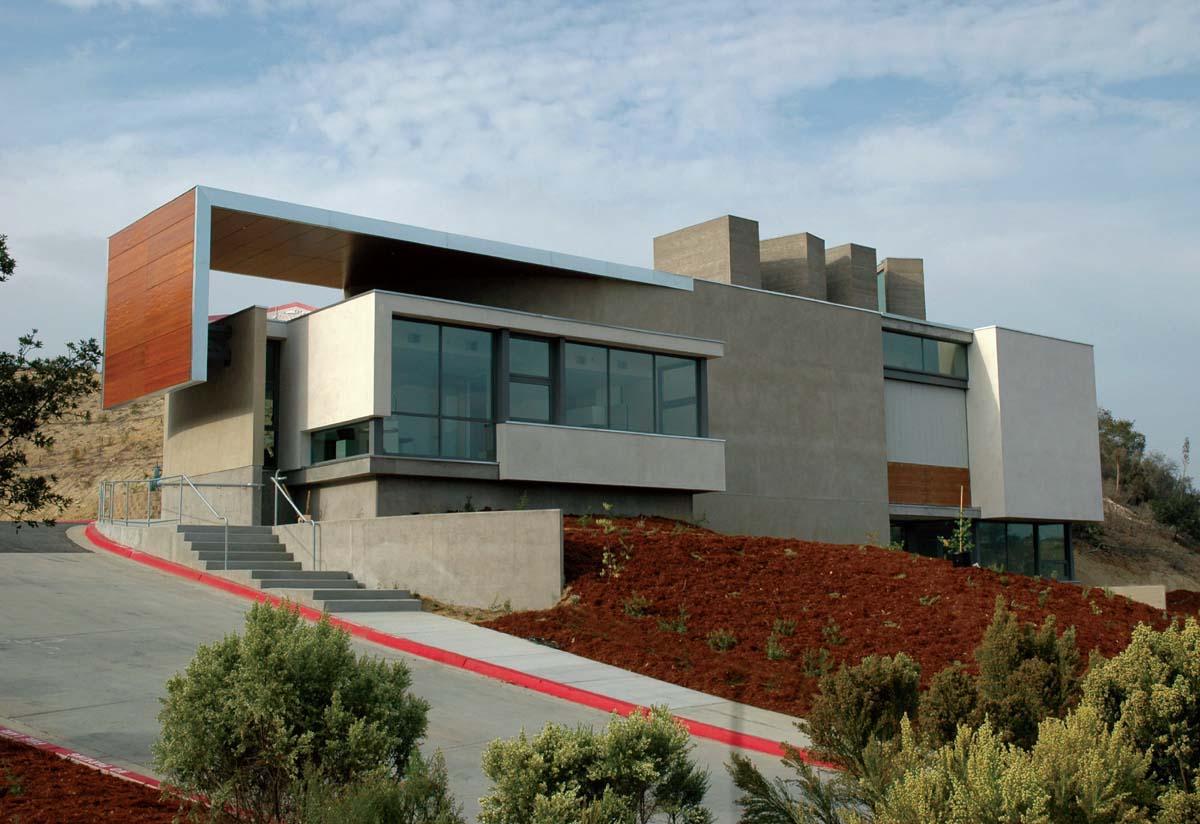 Lux Art Institute | Architect Magazine | Renzo Zecchetto ...