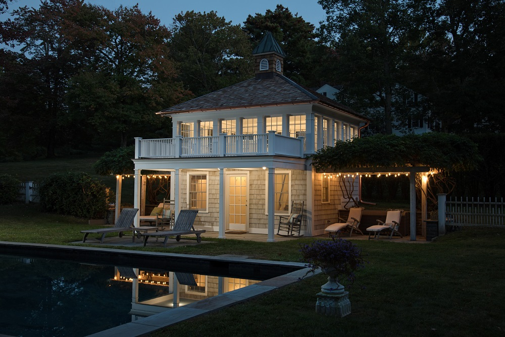 Pop Top Pool House Professional Deck Builder Outdoor Rooms Options And Upgrades Finishes