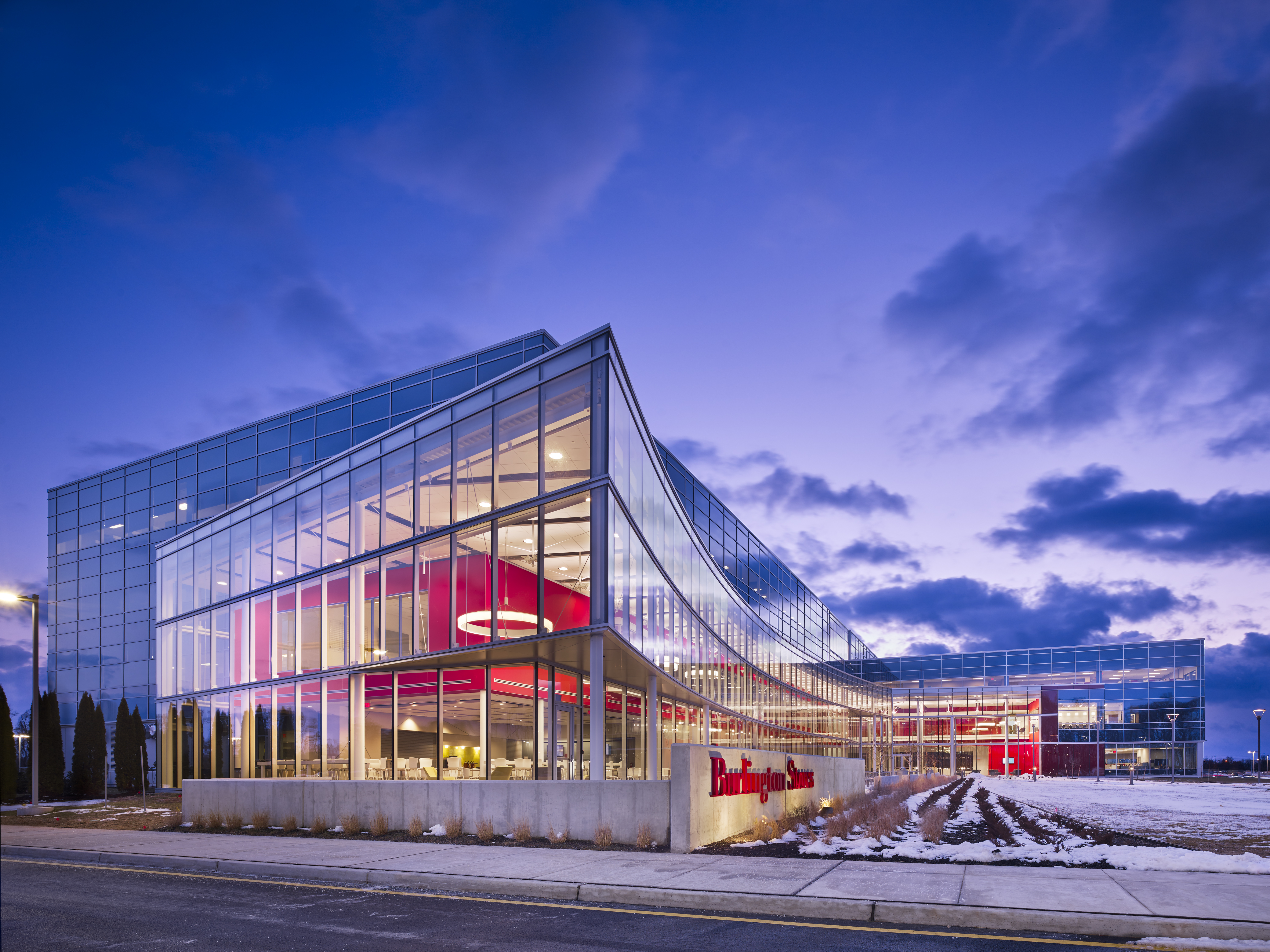 Green Brook Nj >> Burlington Stores Corporate Headquarters | Architect ...