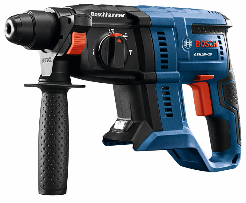 Bosch Cordless Rotary Hammer| Concrete Construction Magazine