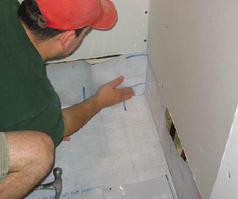 Mud Bed Showers Jlc Online Concrete Bedroom Masonry