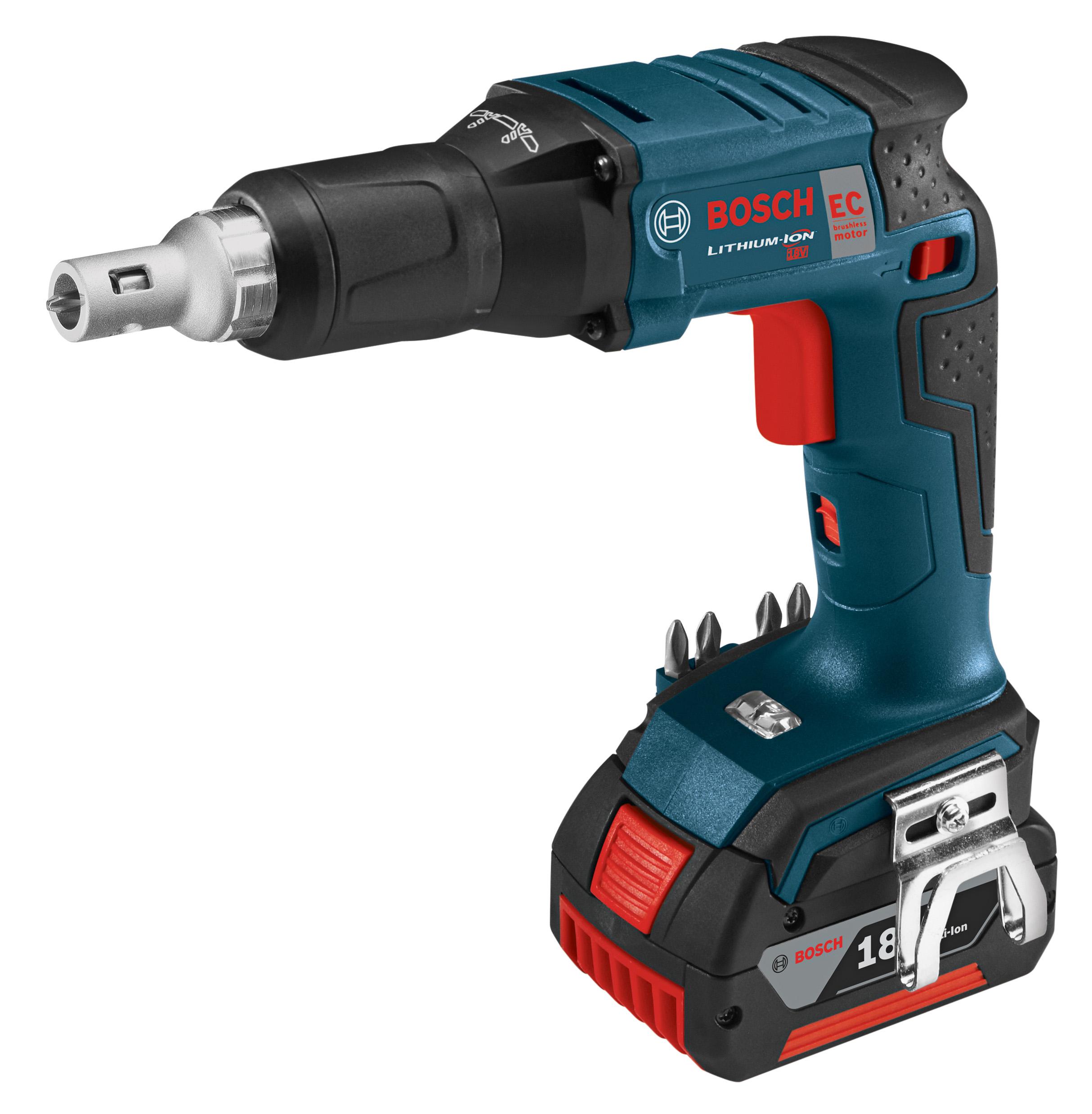Bosch Sgh182 Cordless Drywall Gun Tools Of The Trade