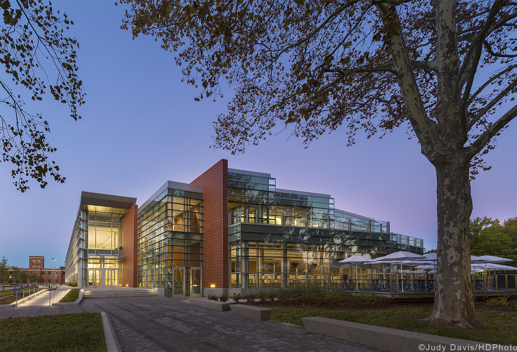 Integrated Engineering Services Building | NASA Langley Research Center | Architect Magazine ...